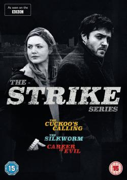 C. B. Strike The Series DVD