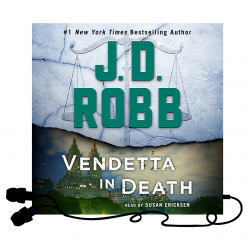Vendetta In Death CD Audio